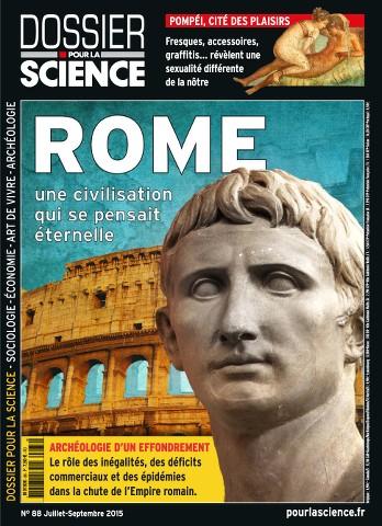 Dossier pour la Science 88 - Juin-Juillet 2015