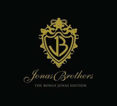 Jonas Brothers CD/DVD