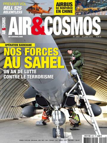 Air & Cosmos 2461 - 10 au 16 Juillet 2015