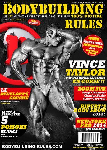 Bodybuilding Rules 13