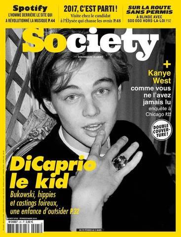 Society - 19 Février au 3 Mars 2016