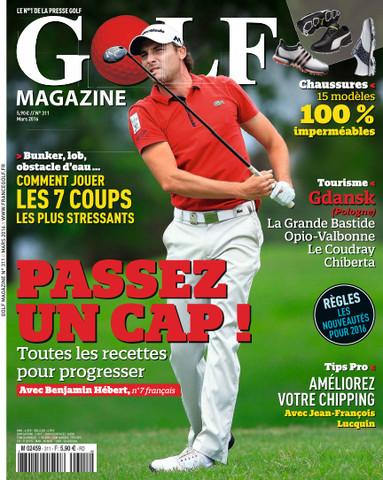 Golf Magazine - Mars 2016