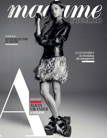 Madame Figaro - 19 Février 2016