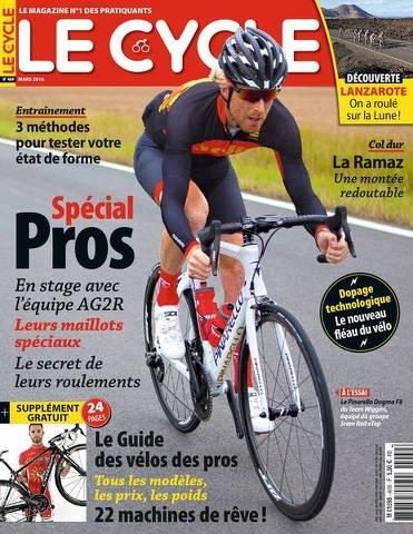 Le Cycle 469 - Mars 2016