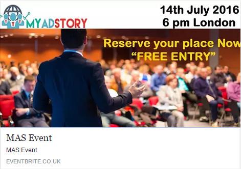 myadstory live presentation