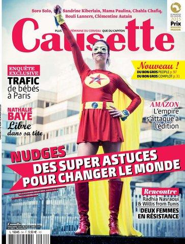 Causette 64 - Fevrier 2016