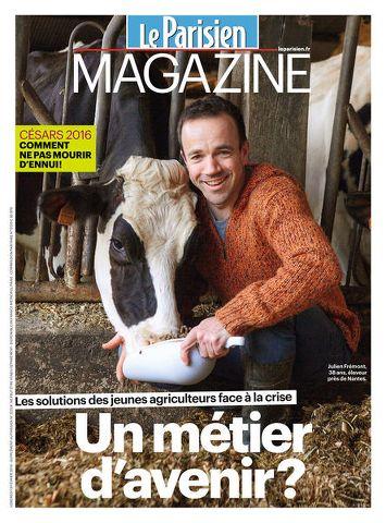 Le Parisien Magazine - 19 Février 2016
