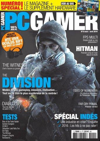 PC Gamer 9 - Avril 2016