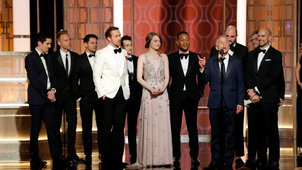 Todos los ganadores de los Globos de Oro 2017