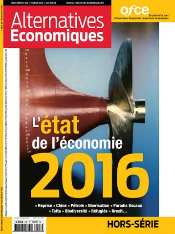 Alternatives Économiques Hors-Série - Février 2016