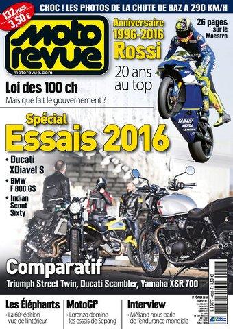 Moto Revue 4022 - 17 Février 2016