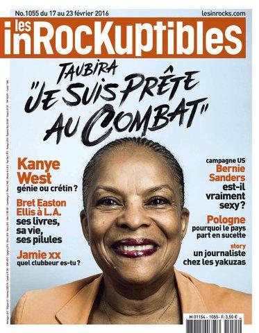 Les Inrockuptibles 1055 - 17 au 23 Février 2016