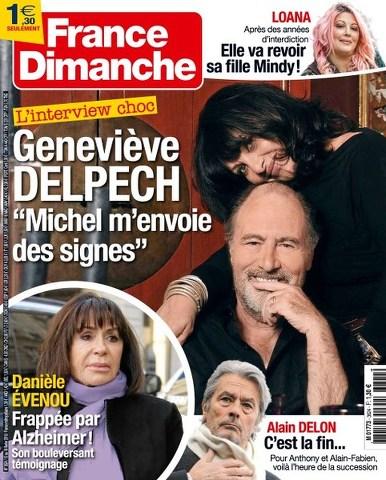 France Dimanche 3624 - 12 au 18 Février 2016