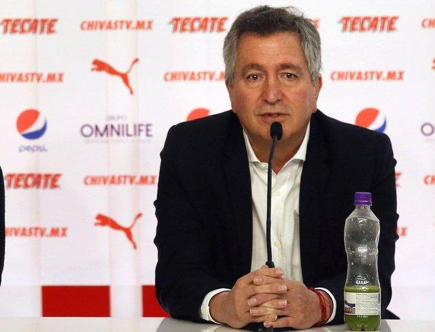 Jorge Vergara se mantendrá callado en el Apertura 2017