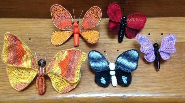 les papillons d'Agnes