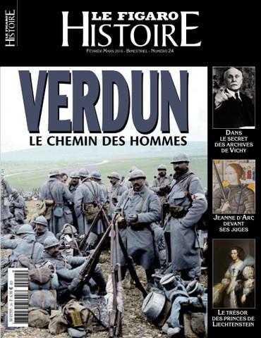 Le Figaro Histoire - Février/Mars 2016