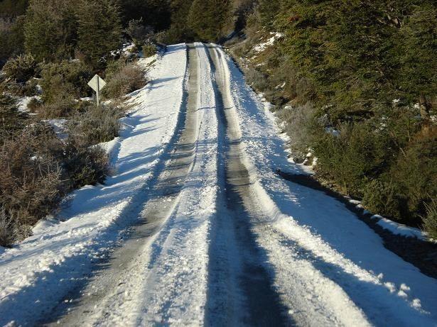 ruta invernal