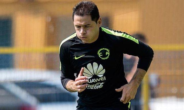 Pablo Aguilar aun le quedan 2 partidos de suspensión