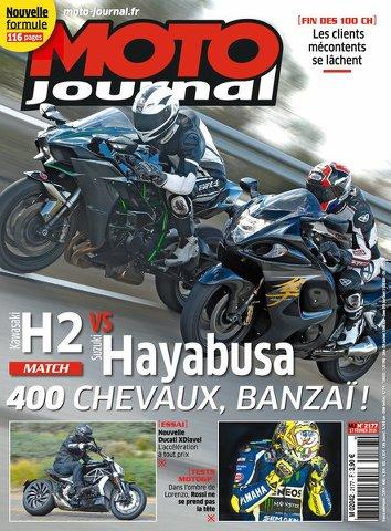 Moto Journal 2177 - 17 Février 2016