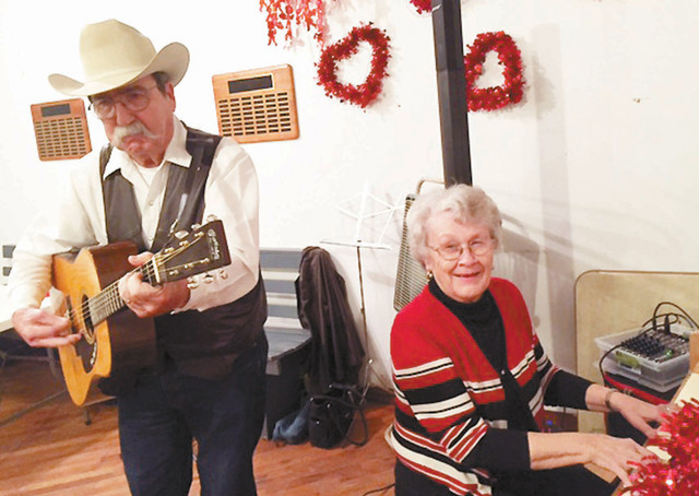 Whitfield's Musical Talents Enjoyed by Dempsey Crowd