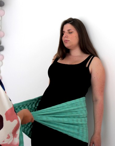 Rebozo, rebozomassage, rebozo massage