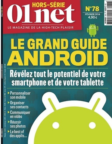 01Net Hors Série - Le Grande Guide Android