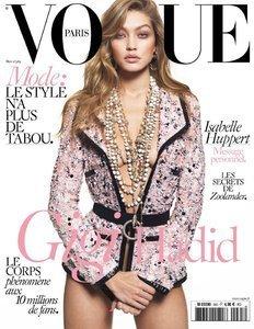 Vogue - Mars 2016