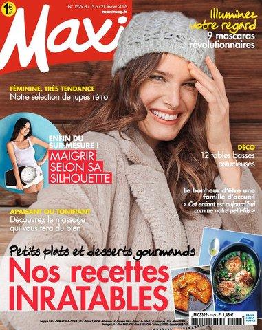 Maxi 1529 - 15 au 21 Février 2016