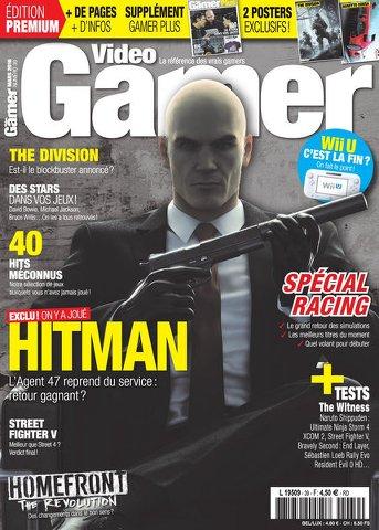 Video Gamer 39 - Mars 2016