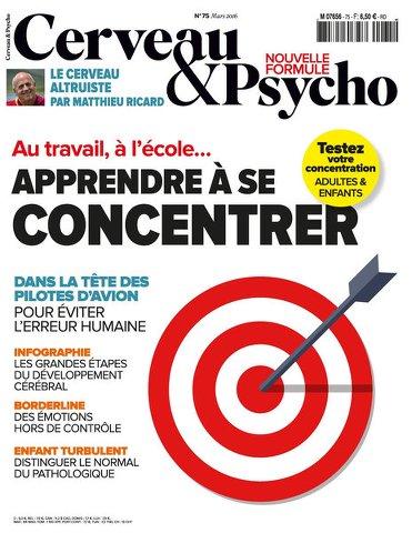 Cerveau & Psycho 75 - Mars 2016