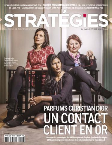 Stratégies – 11 Février 2016