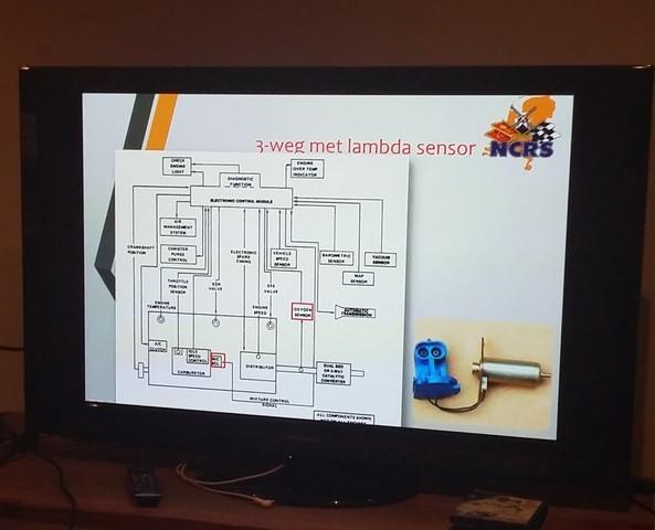 NL NCRS 3-weg Lambdasensor