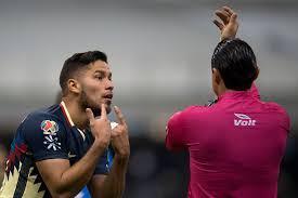 Herrera molesto por e penal que le marcaron  no era