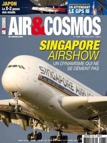 Air & Cosmos 2488 - 19 au 25 Février 2016
