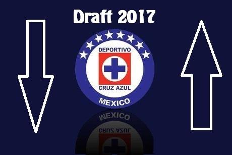 Así le fue al Cruz Azul en el Draft 2017