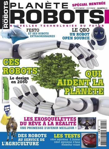 Planète Robots 5 - Ces Robots qui aident la planète