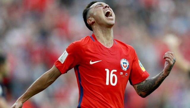 Martín Rodríguez del Cruz Azul da el pase a su selección en la Confederaciones