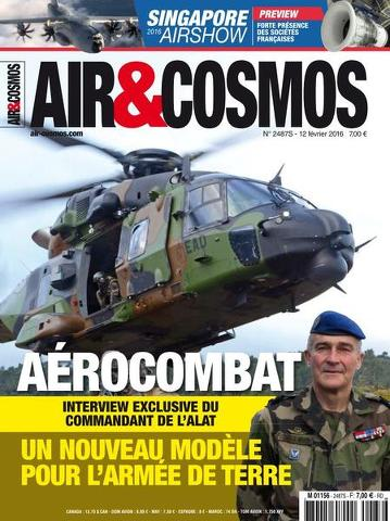 Air & Cosmos - 12 au 18 Février 2016