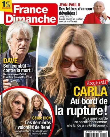 France Dimanche 3625 - 19 au 25 Février 2016