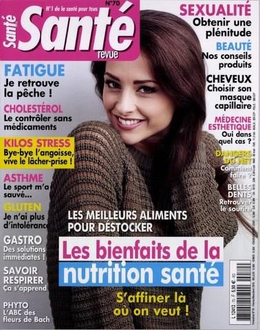 Santé Revue 70 - Février-Mars 2016