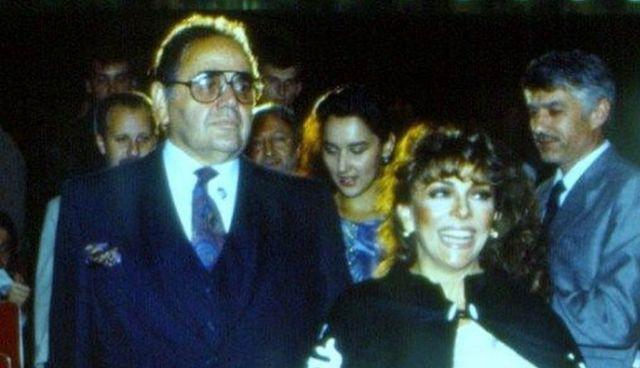 Verónica Castro habla de el fallecido Valentín Pimstein