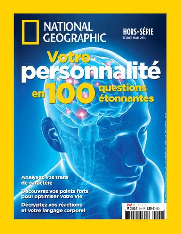 National Geographic Hors-Série Sciences 6 - Février/Mars 2016