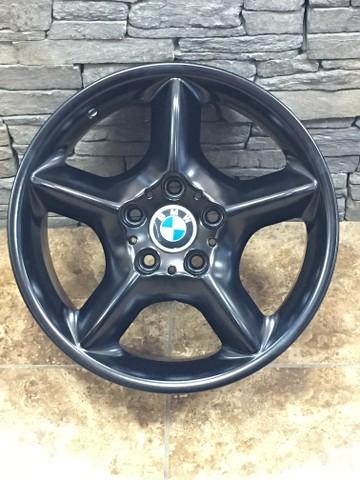 17 Quot 17 Inch Black Powdercoat Bmw X5 17 Quot Oem Factory Wheels