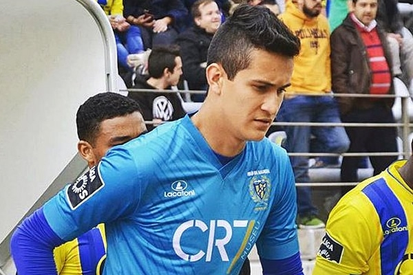 Raúl Gudiño se incorporó al Tri Sub-23