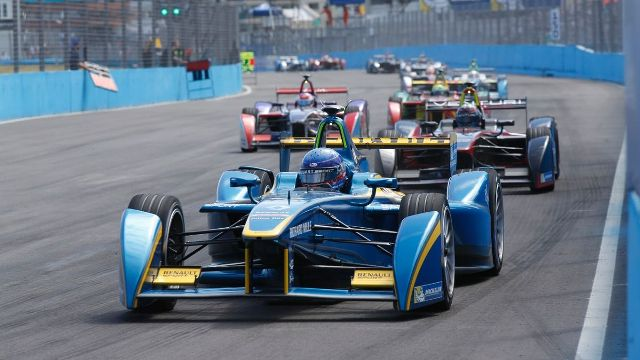 Formula E Racing – ABB FIA 2017-2018: Paris Francia Clasificación en Vivo – Sábado 28 de Abril del 2018