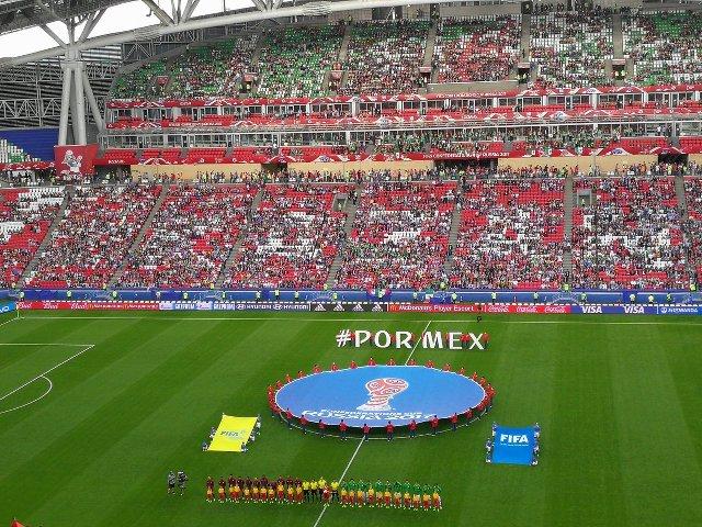 Minuto a Minuto México vs Portugal Copa Confederaciones Rusia 2017