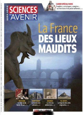 Science et Avenir HS 178 - Les lieux maudits de France