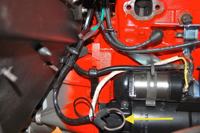 Starter Wiring Fuseable Links - Corvetteforum