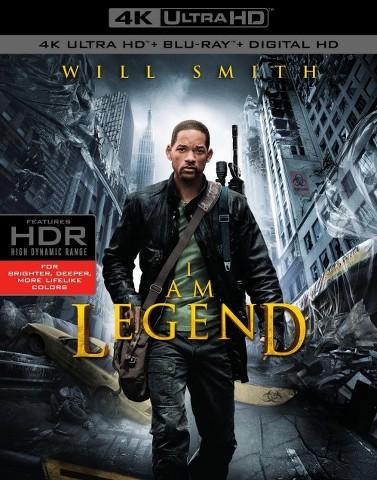 Io sono leggenda (2007)  .mkv BDRip 2160p AVC - AC3 iTA TrueHD ENG x265