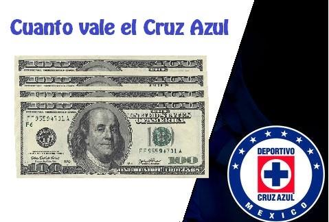 Cuanto vale la plantilla del Cruz Azul